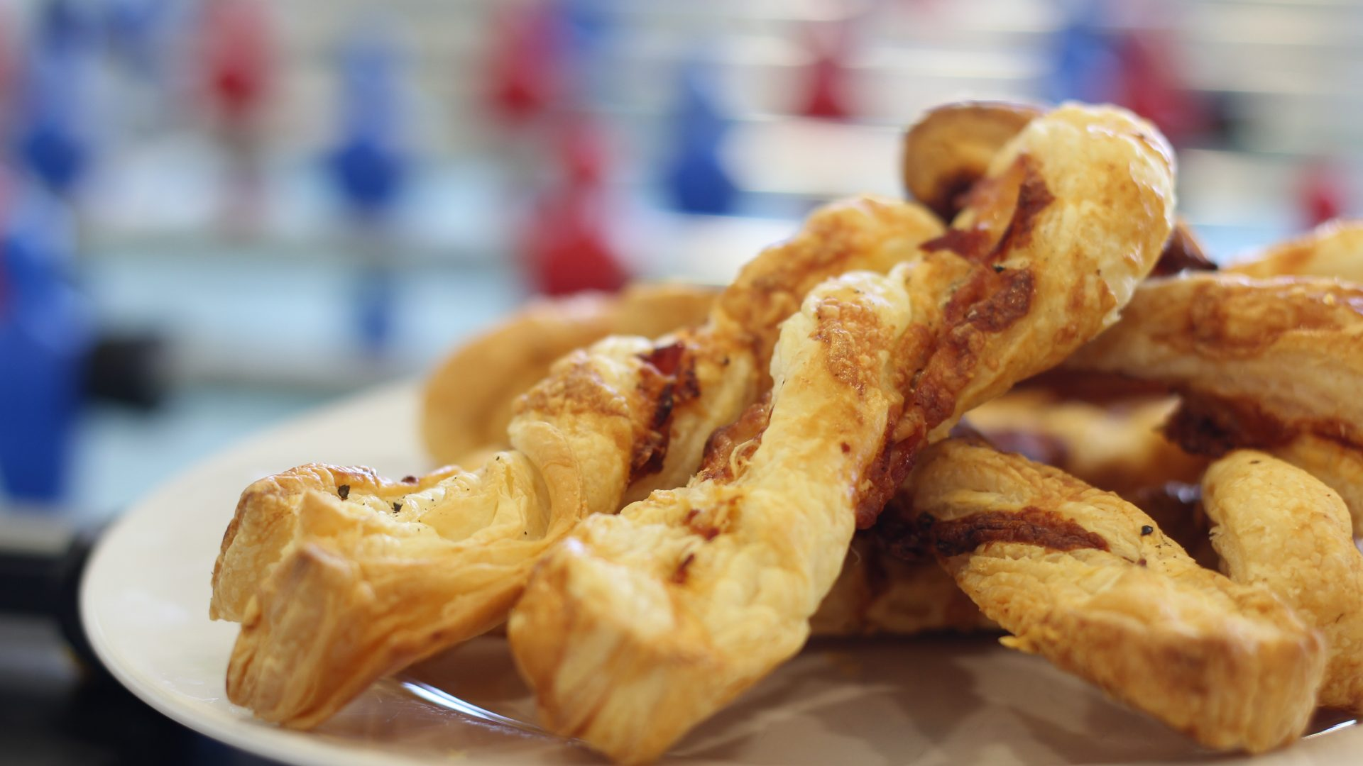 Cheese Straws | KL Bake Off | Kingsland Linassi