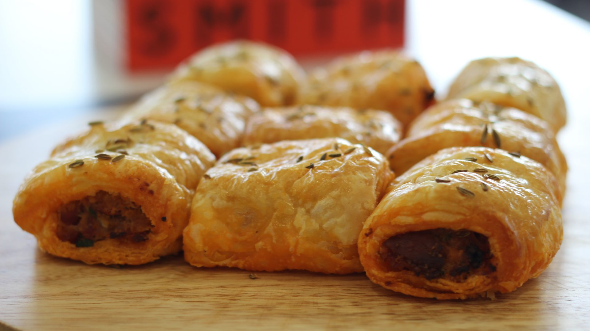 Sausage Rolls | KL Bake Off | Kingsland Linassi