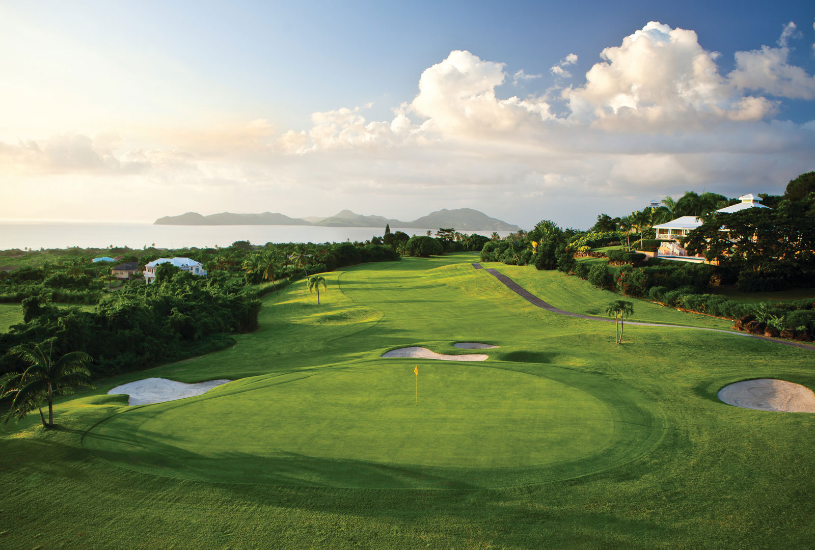 Four Seasons Resort Estates Nevis - Real estate marketing
