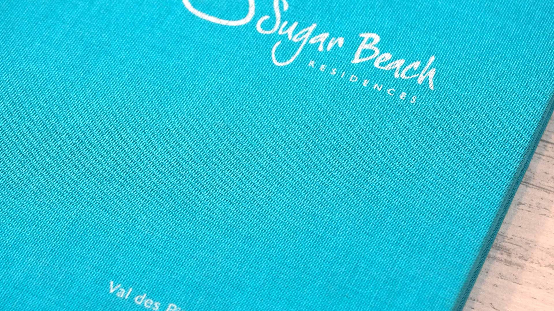 Sugar Beach Brochure Design