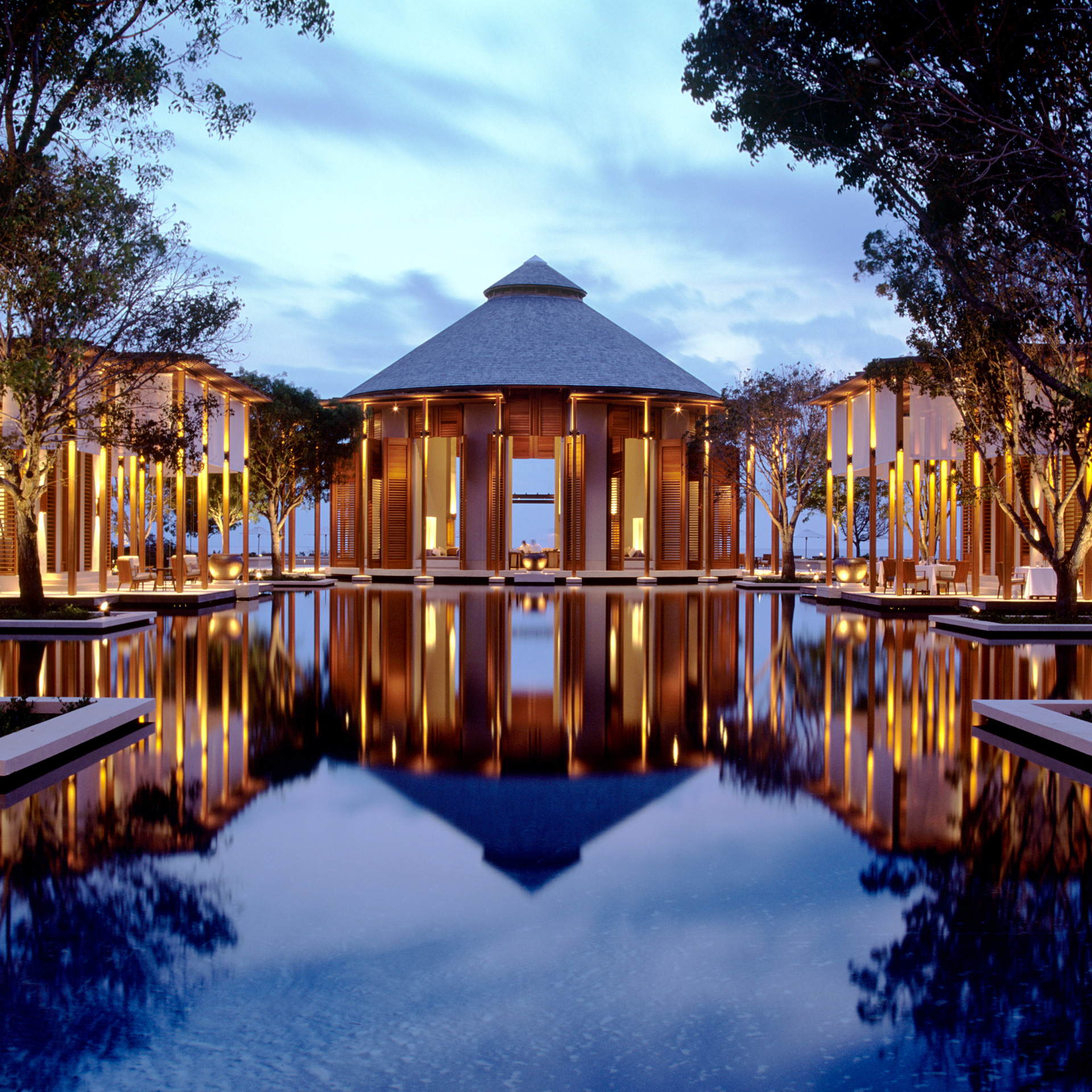 Luxury Resort Marketing | Amanyara Residences | Amanyara Resort Pool Shot