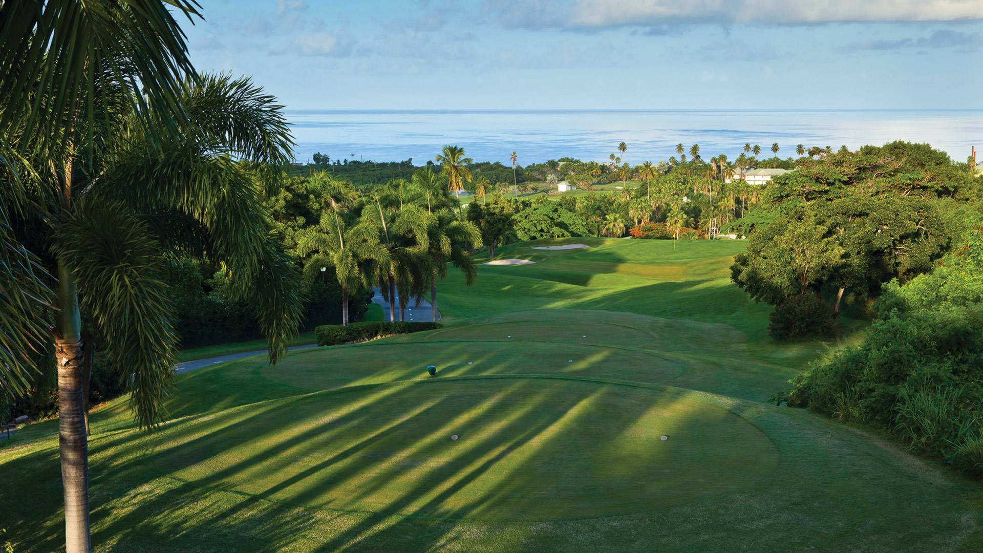 Luxury Real Estate Marketing | Four Seasons Resort Estates | Golf Course Panorama