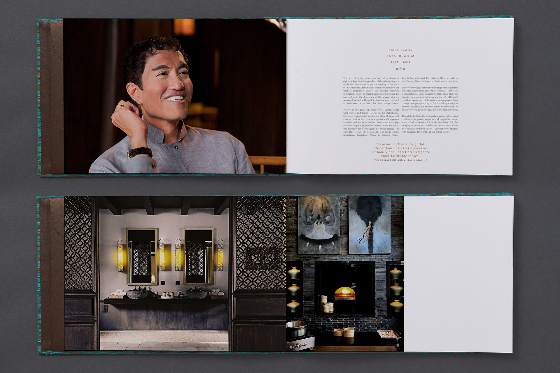Jaya Hotels and Residences Book