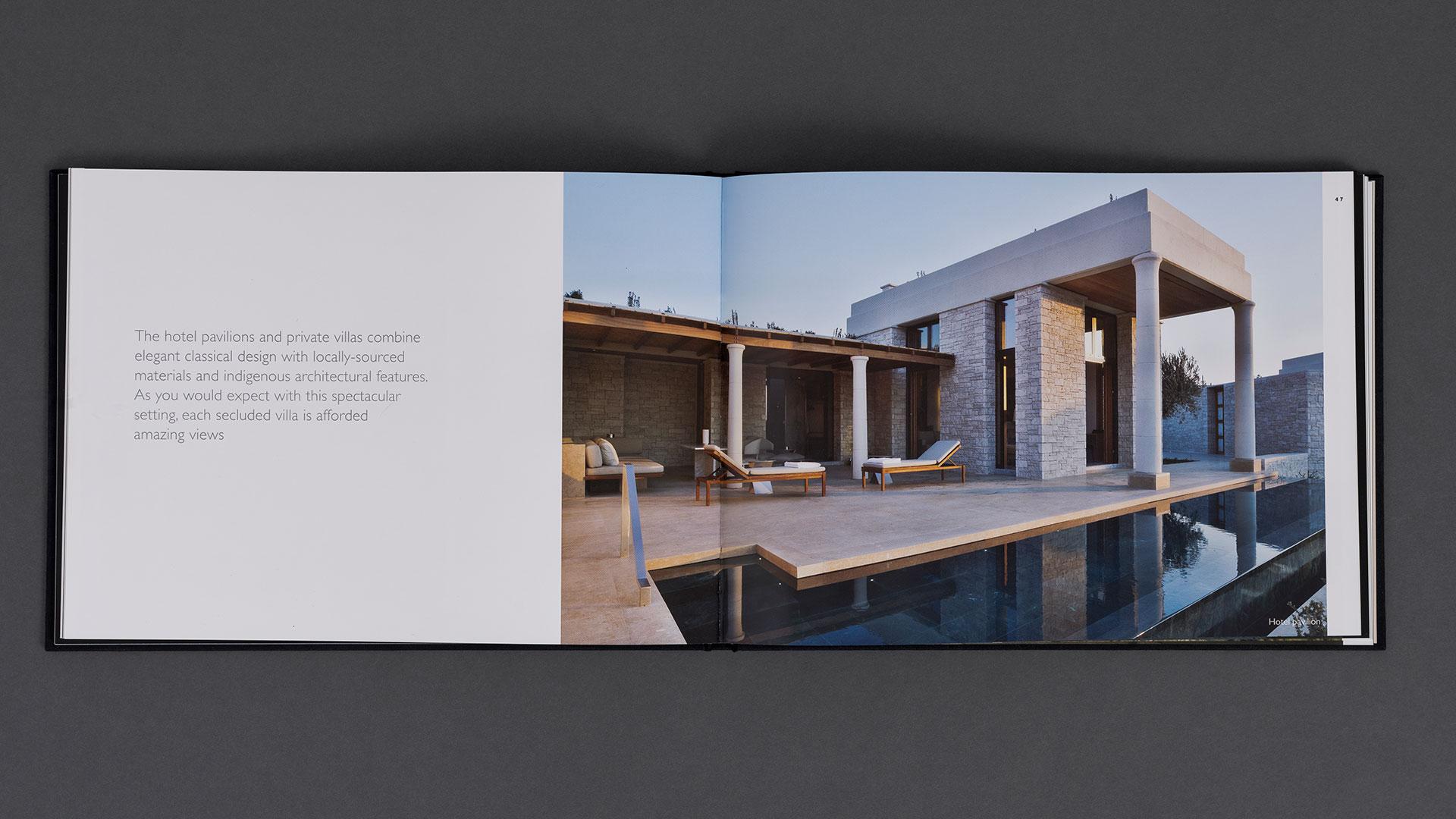 Aman Residences Brochure Design | Printing