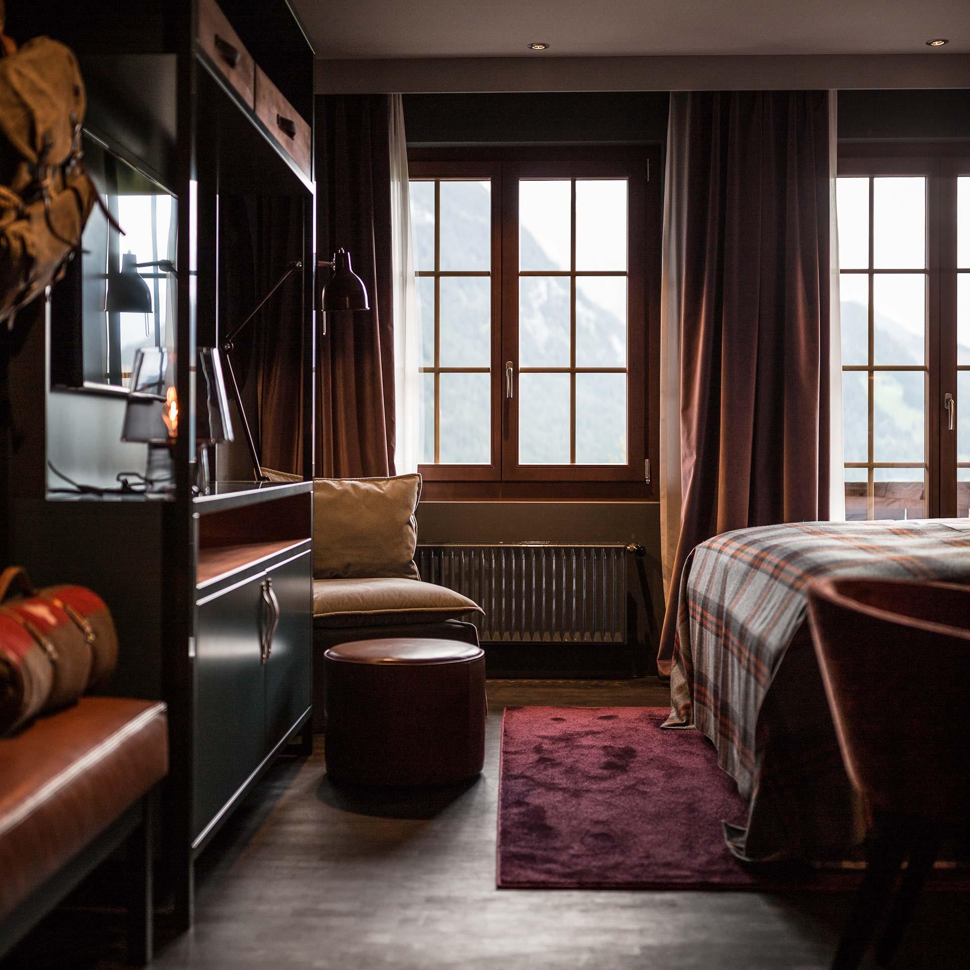 Luxury Hotel Marketing | HUUS Hotel | Room Interior