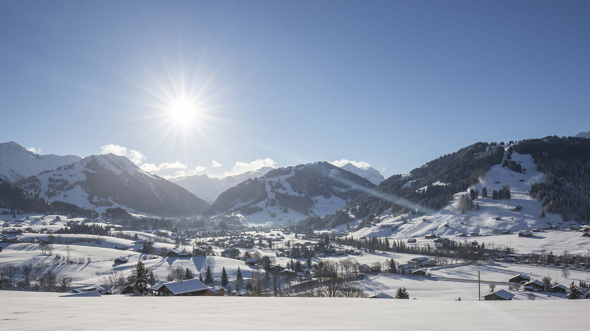 Luxury Hotel Marketing | HUUS Hotel | Gstaad Snow
