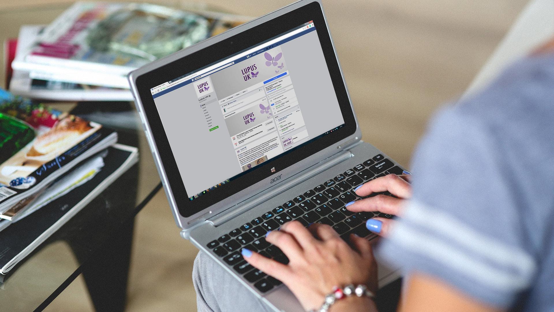 Thinking | Kingsland Linassi | Laptop Screen