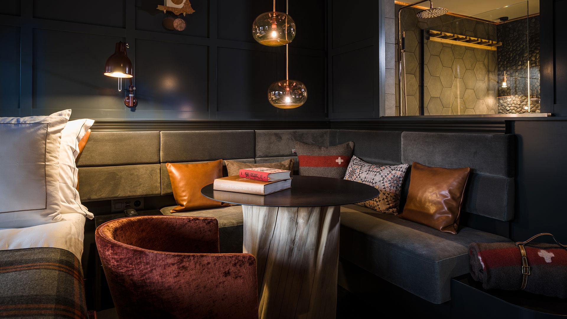 Huus Hotel | Creative Web Agency | Kingsland Linassi